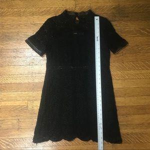 MINKPINK Dresses - MinkPink Black Tell Tale Lace Dress Sz S 6d1726170